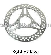 """Brake Rotor - 6-1/4"""" Outside Diameter (Version 2)"""