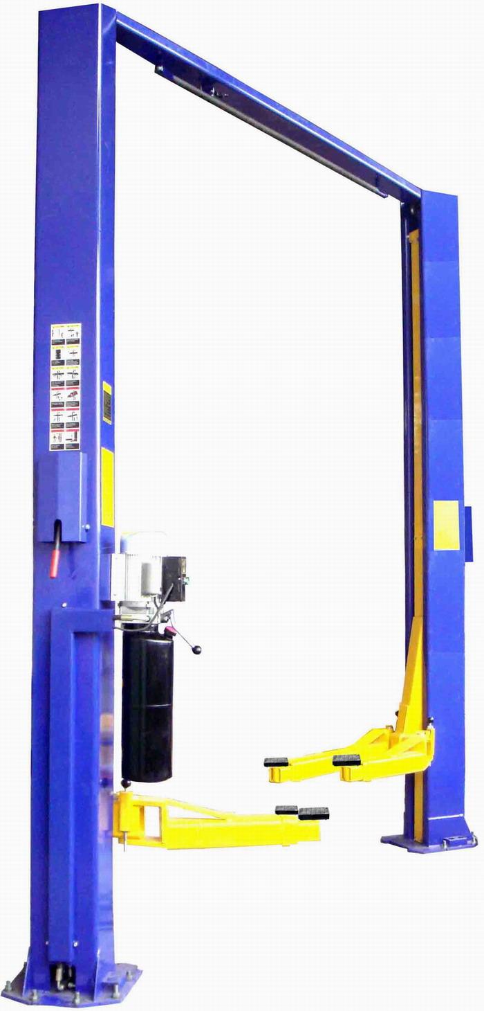 2 Post Lift Car And Vehicle Hoists Lifter Garage Equipment