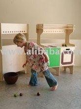 Play kitchen toys