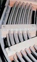 SE beech cable fastening blocks