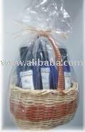 All-Natural Spa Gift Basket