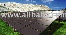 BS 40 amorphous silicon solar module