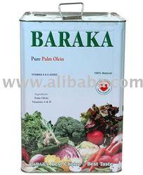 Baraka Vegetable Oil