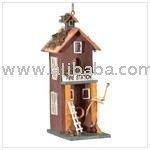 Little cabin. Wood