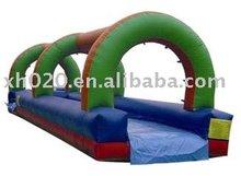 2012 Hot Sale indoor or outdoor brand new commercial grade vinyl tarpaulin waterslide