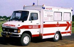 Ambulance Ambulance Types | RM.