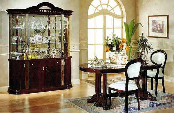 dining room set diva mahogany buy dining room set