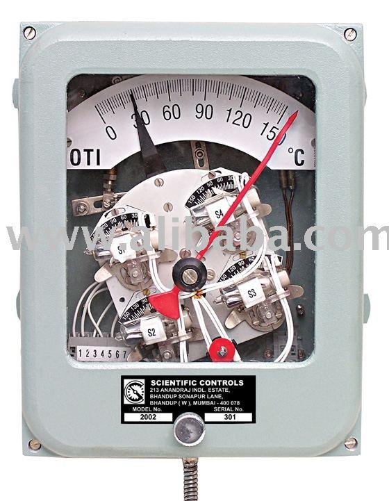 A ) MERCURY SWITCH TYPE OIL TEMPERATURE INDICATORS (OTI) / WINDING TEMPERATURE INDICATORS (WTI) INSTRUMENTS