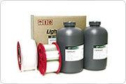 UV curable optical fiber coatings