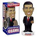 President Barack Obama Bobber Figure