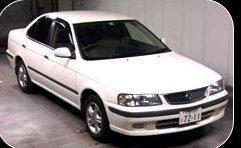 Nissan Sunny FB 15