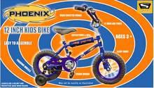 PHOENIX 12 inch Heavy duty boys bicycle