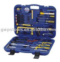 52pcs tool kit for mechanical repairing in blow case