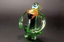 Glass Figurine orangutan