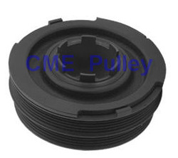Crankshaft Pulley for Landrover FREELANDER 2.0 TD4