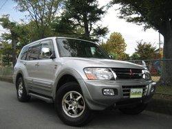 Mitsubishi PAJERO Exceed used car