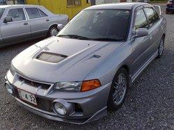 Mitsubishi Lancer Evolution 4 Vehicle