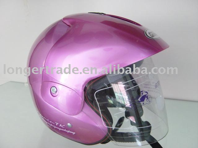 Motorcycle helmet,half face helmet,open half helmet