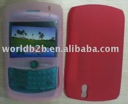 Silicon case for BlackBerry 8300