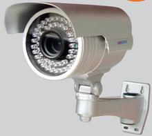 Waterproof Bullet Camera, IR Camera Externally adjustable focus and zoom