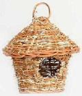 Bird Thatched Hut Bird Nest