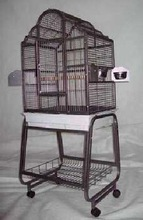 PARROT CAGE ASSORTED COLOUR & SIZE