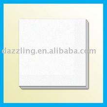Throwaway Solid Color Tissue / Serviette - White