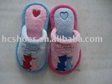 HC-G91 lady's fleece winter slipper