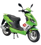 MD150T-22(P) Motor Scooter