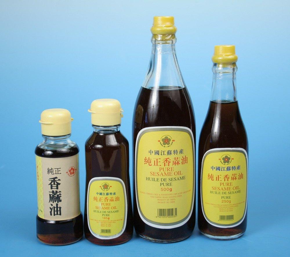 pure sesame oil