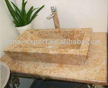 Bacia de pedra, pia fazenda, lavatório em pedra, pia da cozinha, pias de granito, mosaico de mármore bacia