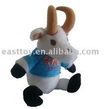 plush goat