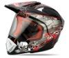 motocross helmet with visor/ECE/DOT helmet