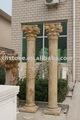 esterno in pietra colonna
