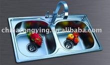 973F China manufacturer stainless steel kitchen sink