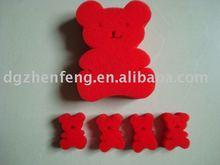 enviromental foam toy