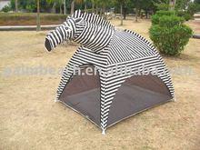Animal play tent