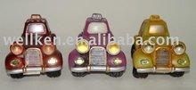 resin promotional item,polyresin car piggy bank