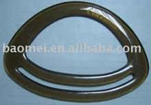 handbag handle/resin handle/plastic handle