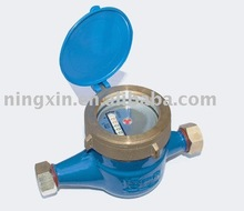 Dry Single-jet rotary vane wheel water meter/cold water meter