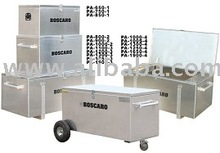 ALUMINUM CARRYING TOOL BOXES