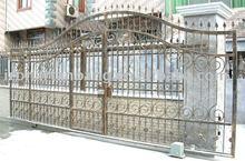 iron art gate-Q001
