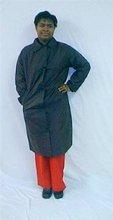Ladies Nylon Taffeta Raincoat