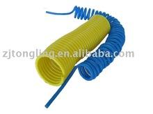 PU Coiled air hose