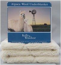 the original premium quality alpaca wool underblankets