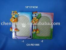 ceramic photo frame, Mommy love family -dolomite picture frame