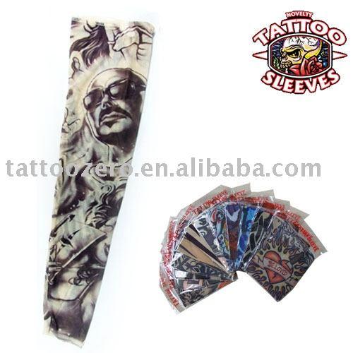 Professional tattoo sleeve