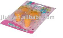 Lady shoe shape eraser (Rubber Eraser, eraser set,stationery)