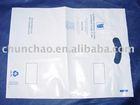 Die cut handle HDPE shopping bag