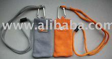 phone pouch/sock lanyard holder -L134